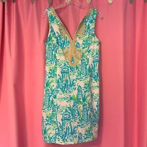 LILY PULITZER - Janie Shift Dress in Lighthouse